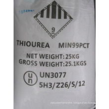 Factory Thiourea 99%Min Good Price